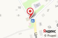 Схема проезда до компании Кооператор в Сосновке