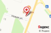 Схема проезда до компании Пирожок в Николаевке