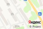 Схема проезда до компании АМН в Елизово