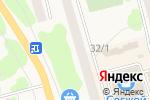Схема проезда до компании КАМТУР в Елизово