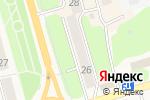 Схема проезда до компании 7 сот в Елизово