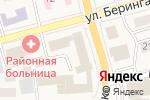 Схема проезда до компании Отдел по вопросам миграции отдела МВД РФ по Елизовскому району в Елизово