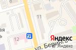 Схема проезда до компании МТС в Елизово