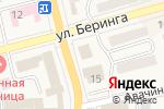 Схема проезда до компании NS в Елизово