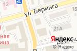 Схема проезда до компании Юридическая компания в Елизово