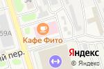 Схема проезда до компании Фарма в Елизово
