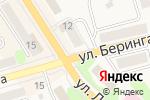 Схема проезда до компании Галерея вин в Елизово