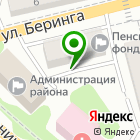 Местоположение компании Управление архитектуры, градостроительства