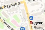 Схема проезда до компании Евросеть в Елизово