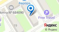 Компания ШОКОЛАД на карте