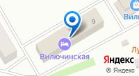 Компания Управляющая компания Вертекс на карте