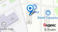 Компания Волна на карте
