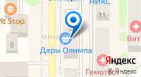 Компания АЛГЛАСС на карте