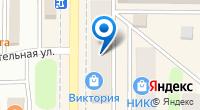 Компания Юкидим на карте