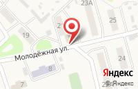 Схема проезда до компании Моментальные платежи в Новом