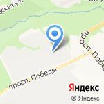 ЭРА на карте Петропавловска-Камчатского