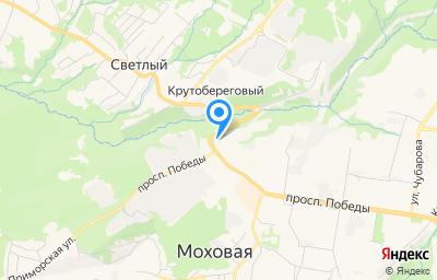 Местоположение на карте пункта техосмотра по адресу г Петропавловск-Камчатский, пр-кт Победы, д 50 стр 3