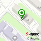Местоположение компании ЦентрИнформ