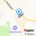 Мыльная Опера на карте Петропавловска-Камчатского