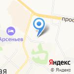 Кают-компания на карте Петропавловска-Камчатского