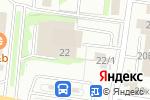 Схема проезда до компании МТС в Петропавловске-Камчатском