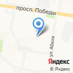 Камчатрыбсбыт на карте Петропавловска-Камчатского