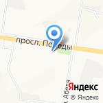 АКБ Муниципальный Камчатпрофитбанк на карте Петропавловска-Камчатского