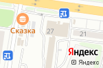 Схема проезда до компании Агротек Маркет в Петропавловске-Камчатском