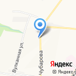 Кассмастер на карте Петропавловска-Камчатского