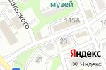 Схема проезда до компании Аптечный пункт в Петропавловске-Камчатском