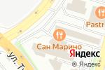 Схема проезда до компании Юридическая компания в Петропавловске-Камчатском