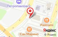 Схема проезда до компании Масс-Медиа Тв Центр в Петропавловске-Камчатском