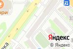 Схема проезда до компании МАДАМ в Петропавловске-Камчатском