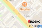Схема проезда до компании Love story в Петропавловске-Камчатском