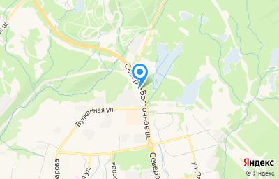 Местоположение на карте пункта техосмотра по адресу г Петропавловск-Камчатский, ул Академика Королева, д 63/1