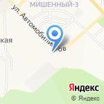 ТеплоТехника на карте Петропавловска-Камчатского