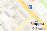 Схема проезда до компании Цветные камни в Петропавловске-Камчатском