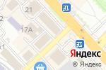 Схема проезда до компании Стоун терапия в Петропавловске-Камчатском