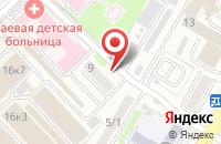 Схема проезда до компании Севкор в Петропавловске-Камчатском