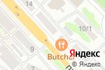 Схема проезда до компании Радость в Петропавловске-Камчатском