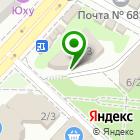 Местоположение компании Терабайт