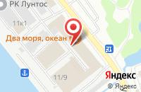 Схема проезда до компании Береговой учебно-тренажерный центр ООО  в Петропавловске-Камчатском