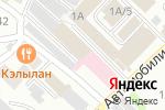 Схема проезда до компании СЭТО-СТ ПЛЮС в Петропавловске-Камчатском