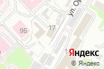 Схема проезда до компании Реквием в Петропавловске-Камчатском