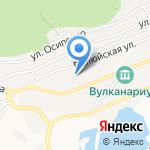 Российский университет кооперации на карте Петропавловска-Камчатского