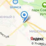 Ломбард Городской центр расчетов на карте Петропавловска-Камчатского