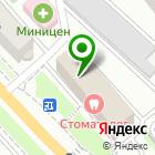 Местоположение компании ТЕХНОМЕДИА