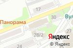 Схема проезда до компании Камчатский центр социальной помощи семье и детям в Петропавловске-Камчатском