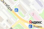 Схема проезда до компании Нотариус Костарева Т.Ю. в Петропавловске-Камчатском