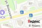 Схема проезда до компании Киоск печатной продукции в Петропавловске-Камчатском